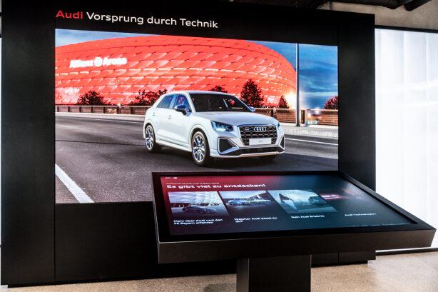 Audi FC Bayern World